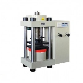 Automatic Concrete compression testing Machine