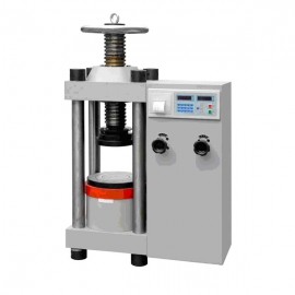 Cement Mortar Compression testing machine