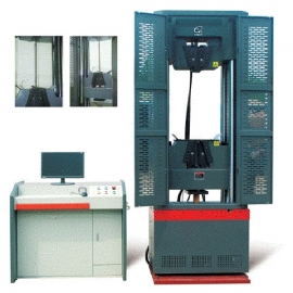 Wire Strand Tensile Testing Machine